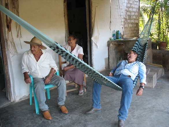 food security, Jalisco Mexico, subsistence farming, talking a break